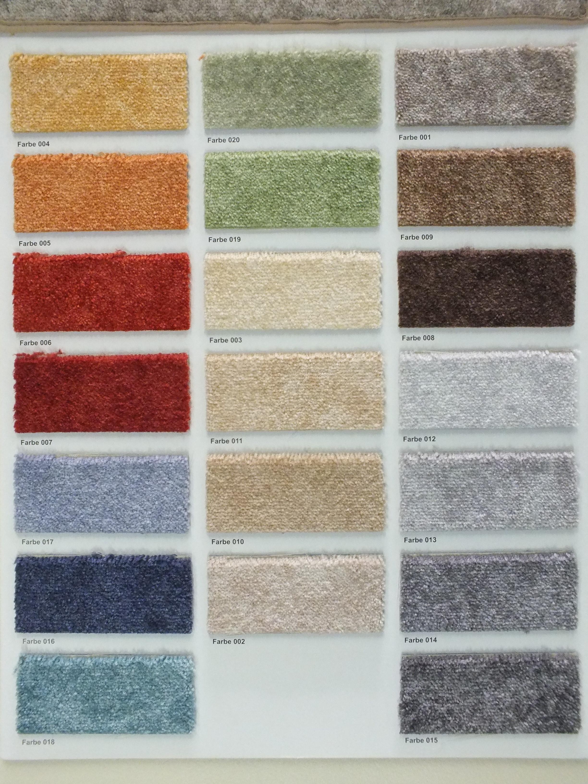 TeppichDahmen Shop  Teppichboden Dinora
