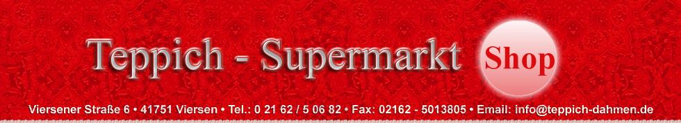 Teppich-Dahmen Shop-Logo